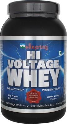 Wellspring Hi Voltage Whey Whey Protein
