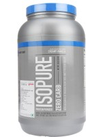 Isopure Zero Carb Whey Protein(1.36 kg, Creamy Vanilla)