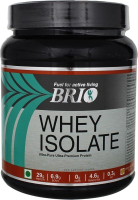 BRIO Whey isolate Weight Gainers, Mass Gainers
