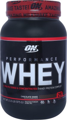 Optimum Nutrition Performance Diet Supplements Whey Protein