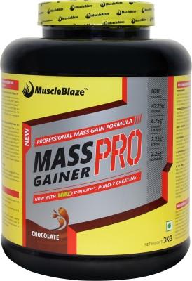 MuscleBlaze Mass Gainers