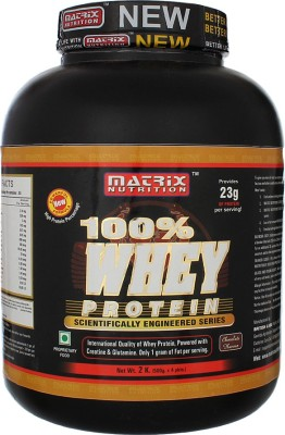 MATRIX Nutrition 100% Whey Protein