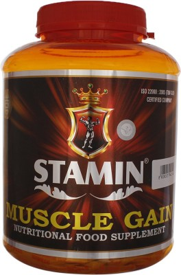 Stamin Mass Gainers