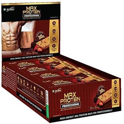 Ritebite Max Protein Choco berry Protein Bars(1200 g, Choco berry)