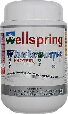 Wellspring Wholesome Whey Protein