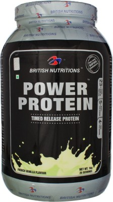 British Nutrition Power Mass Gainers