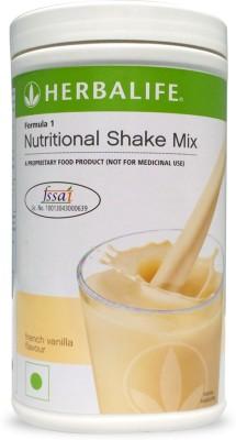 Herbalife Formula1 Nutritional Shake Mix Protein Blends(500 g, Vanilla)