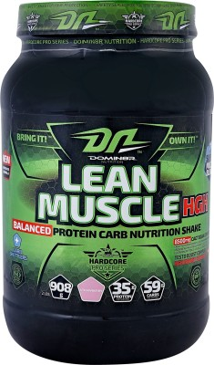 DN Lean Muscle HGH Mass Gainers