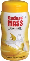 Endura Mass Weight Gainers(500 g, Banana)