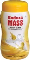 Endura Mass Weight Gainers(1 kg, Banana)