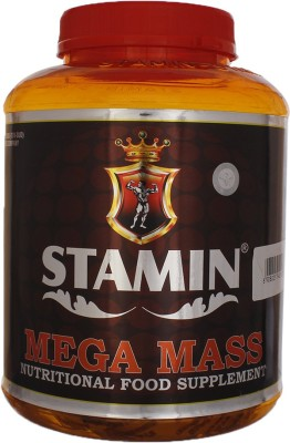 Stamin Mega Mass Gainers