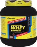 MuscleBlaze Whey Protein (1 kg, Milk, Ch...