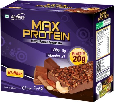 Ritebite Meal replacement Protein Bar Protein Bars