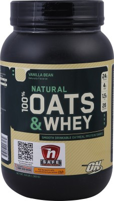 Optimum Nutrition 100% Natural Oats & Whey Protein