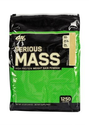 Optimum Nutrition Serious Mass Whey Prot...