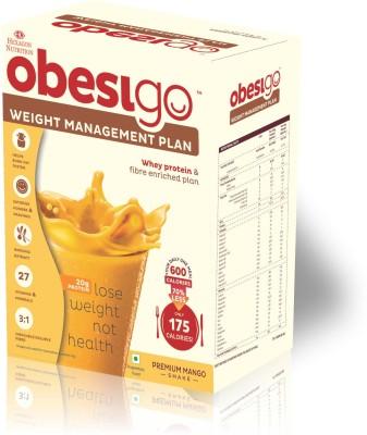 OBESIGO BLCD MANGO 50 GM BOX Whey Protein(350 g, Mango)