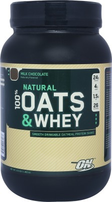 Optimum Nutrition 100% Natural Oats and Whey Protein