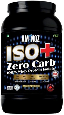 Aminoz Iso+Zero Carb Whey Protein(1 kg, Vanilla)