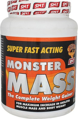SNT Monster Mass Weight Gainers