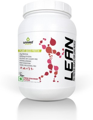 Unived LEAN Pea Protein(1.142 g, Strawberry)