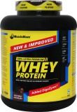MuscleBlaze Whey Protein (2 kg, Milk, Ch...