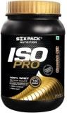 Six Pack Nutrition Whey Protein (1 kg, C...