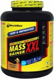 MuscleBlaze XXL Mass Gainers (3 kg, Cafe...