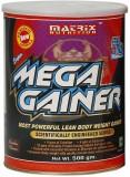Matrix Nutrition Super Mega Gainer , 500...