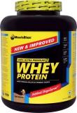 MuscleBlaze Whey Protein (2 kg, Cafe Moc...