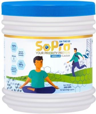 SoPro Nutri Whey Protein(0.25 kg, Vanilla)