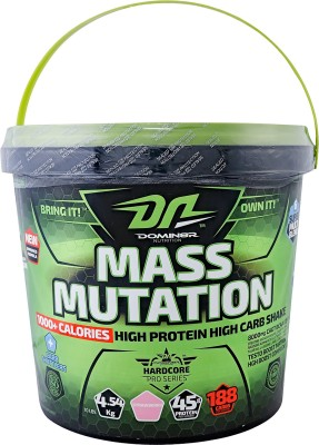 DN Mass Mutation Mass Gainers