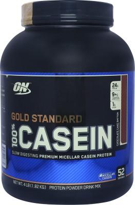 Optimum Nutrition Gold Standard 100% Casein Protein(1.81 kg, Chocolate Supreme)