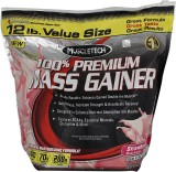 Muscletech 100% Premium Mass Gainers (5....