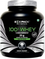 Six Pack Nutrition Whey Protein(2 kg, Chocolate)
