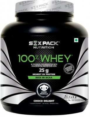 Six Pack Nutrition Whey Protein