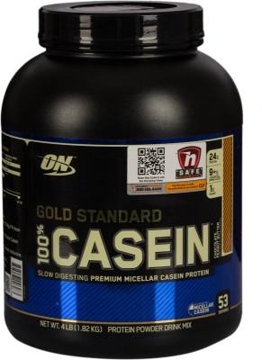 Optimum Nutrition Gold Standard 100% Casein Protein(1.81 kg, Chocolate Peanut Butter)