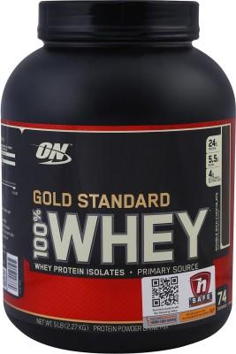 Optimum Nutrition 100% Gold Standard Whey Protein