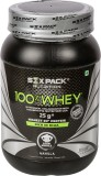 Six Pack Nutrition Whey Protein (1000 g,...