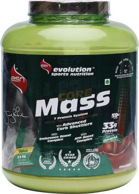 ESN Core Mass Gainers