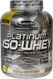 Muscletech Platinum 100% Iso Whey Protei...