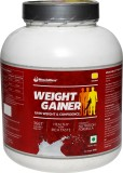 MuscleBlaze Weight Gainers (3 kg, Banana...