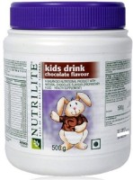 Amway Nutrilite Kids Drink (500gm / 1.11lbs, Chocolate)
