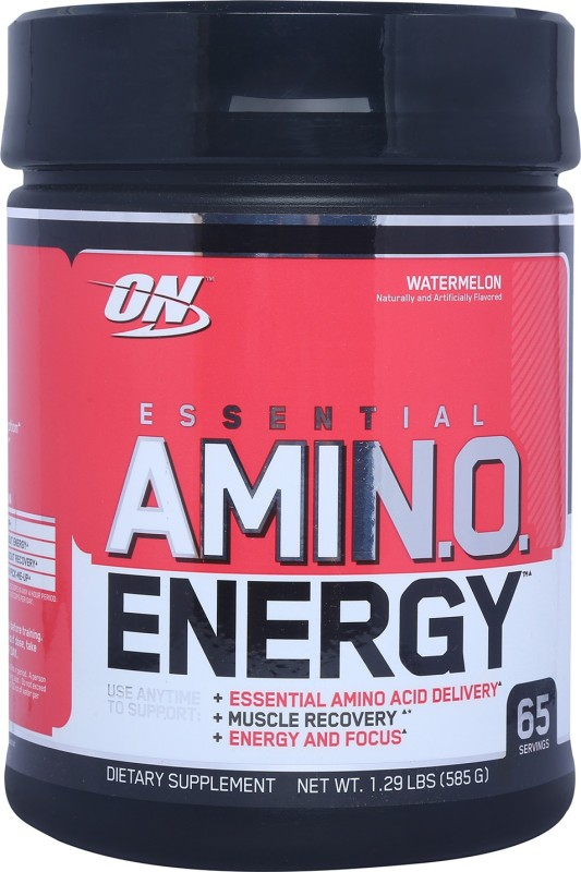 Optimum Nutrition Amino Energy BCAA(0.585 kg, Watermelon)