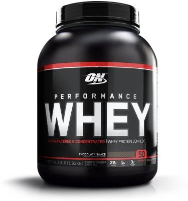 Optimum Nutrition Performance Diet Supplements Whey Protein