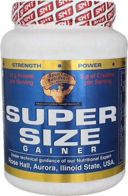 SNT Super size Mass Gainers