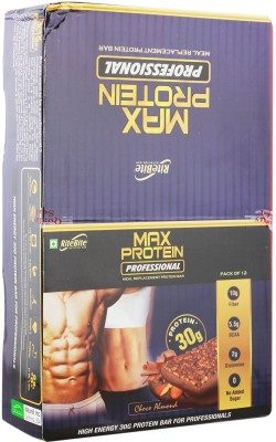 Ritebite Max protein chocho almond Protein Bars(1200 g, Choco Almond)