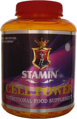 Stamin Cell Power Mass Gainers