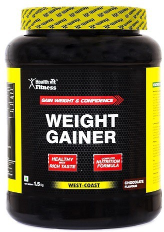 Deals | Flipkart - Minimum 10% Off Mass gainers, weight ga