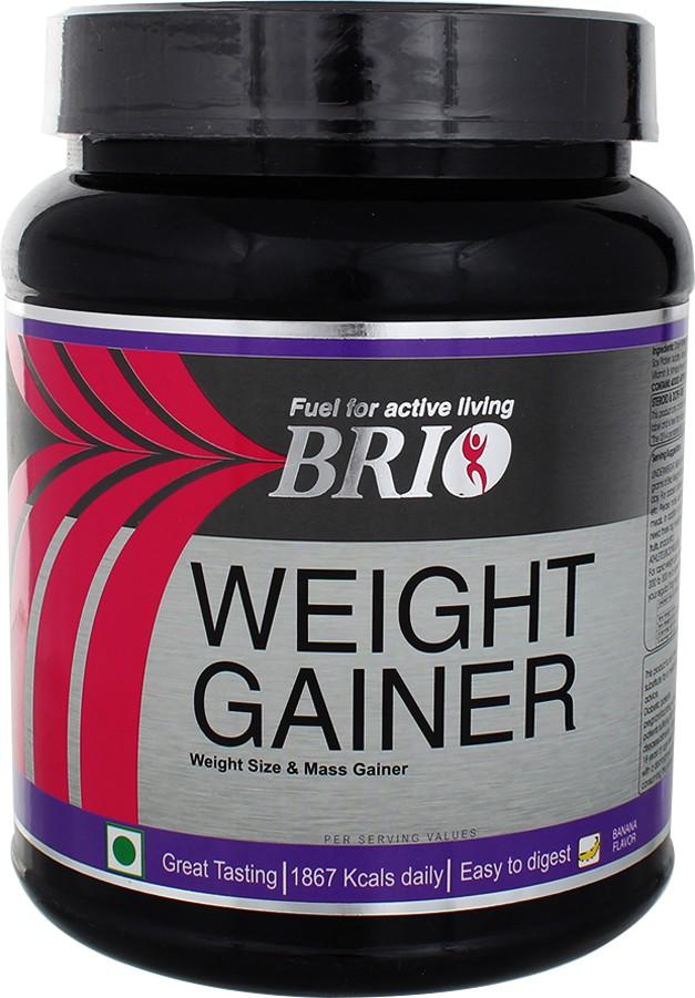 BRIO Weight gainer Weight Gainers