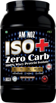 Aminoz Iso+Zero Carb Whey Protein(1 kg, Chocolate)